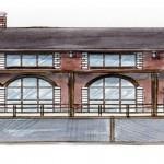 1 эскиз фасада