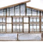 2 эскиз фасада