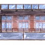3 эскиз фасада