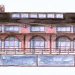 4 эскиз фасада